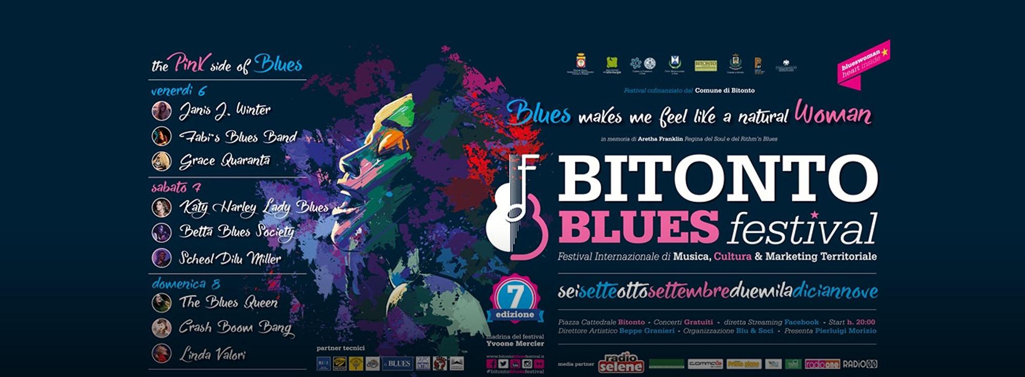 Bitonto: Bitonto Blues Festival