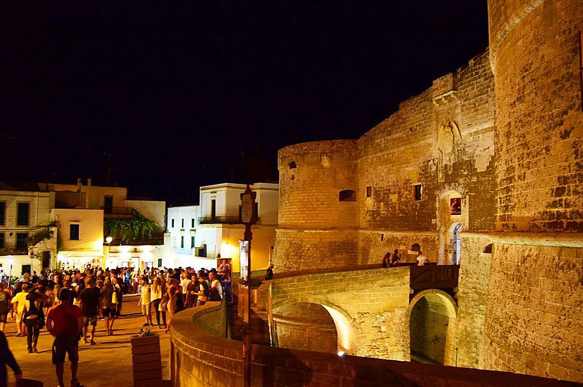 Castello di Otranto, la fortezza che guarda verso oriente