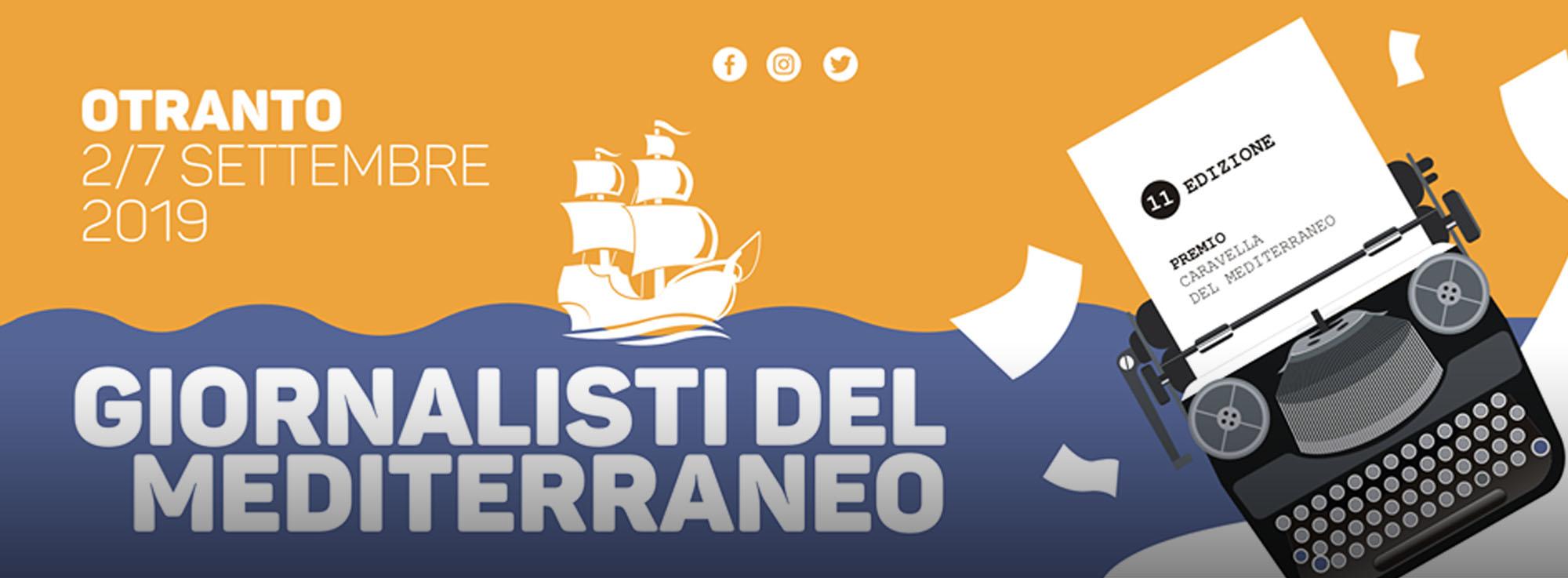 Otranto: Festival Giornalisti del Mediterraneo