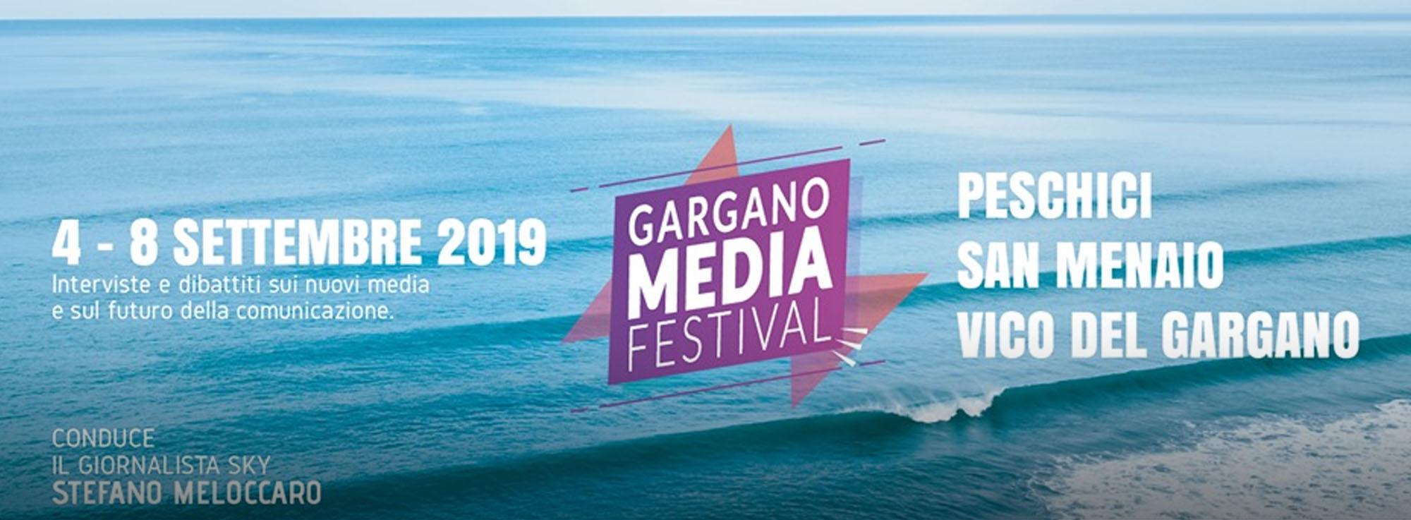 Peschici, Vico del Gargano, San Menaio: Gargano Media Festival