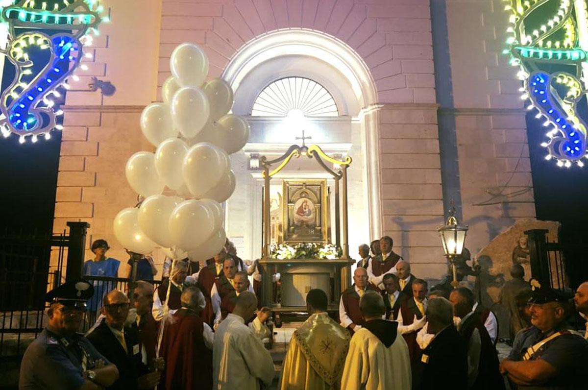 Madonna del Pozzo, storia e origine del culto di Capurso