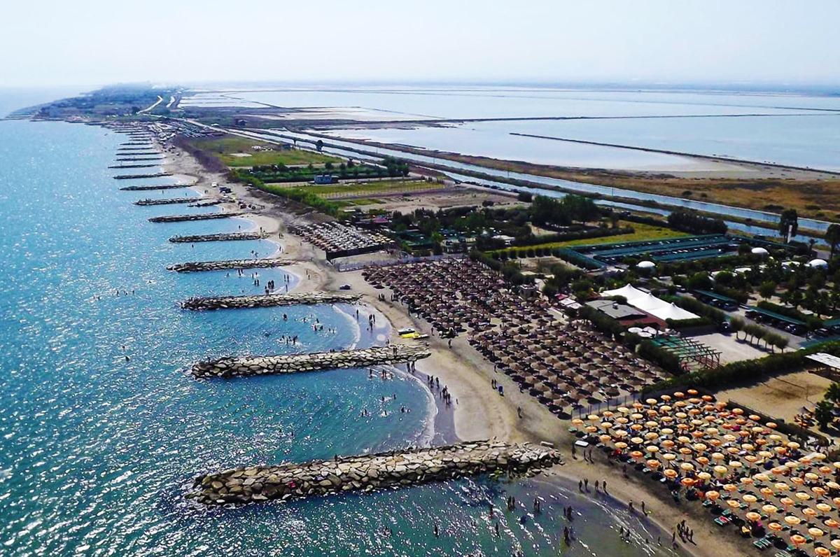 """Erosione costiera: Margherita di Savoia per il progetto """"Stimare"""""""