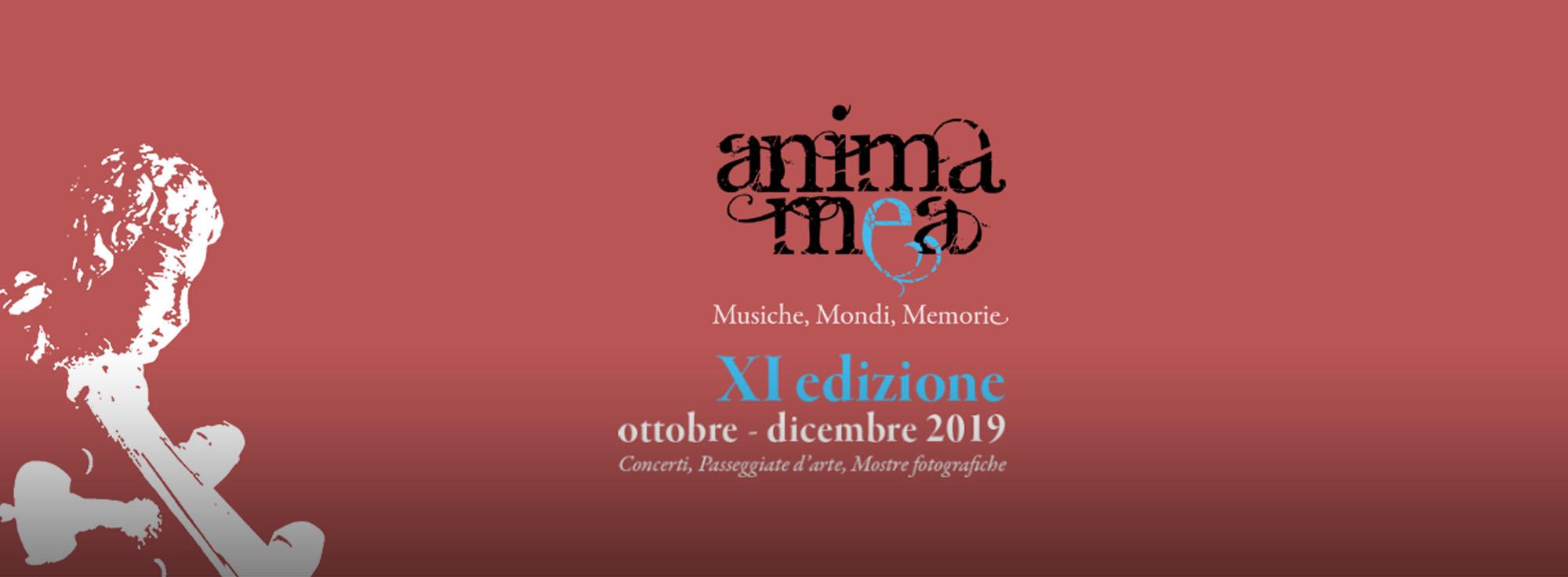 Bari, Palo del Colle, Bitetto, Molfetta, Barletta: Anima Mea