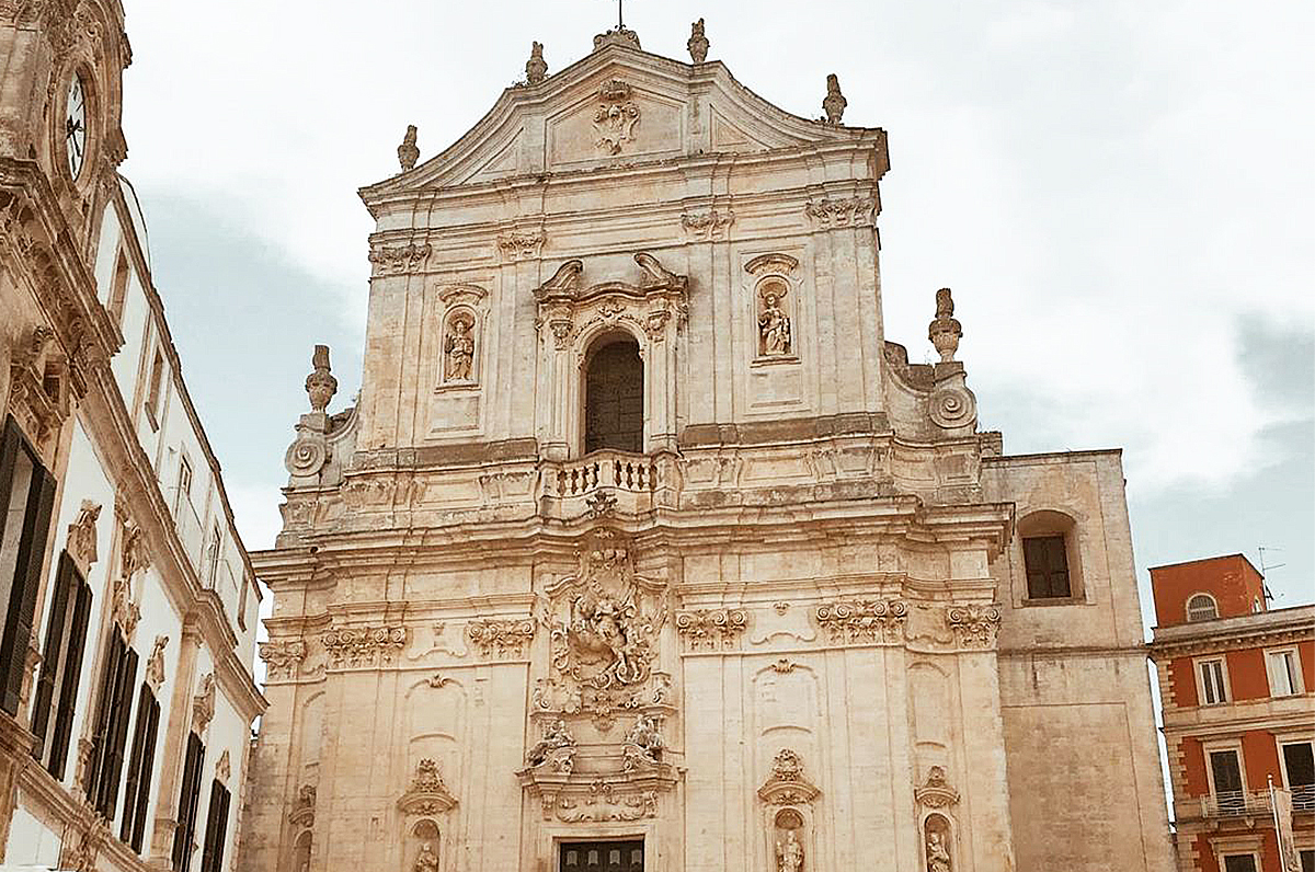 Basilica S. Martino, il monumento messaggero di una cultura di pace