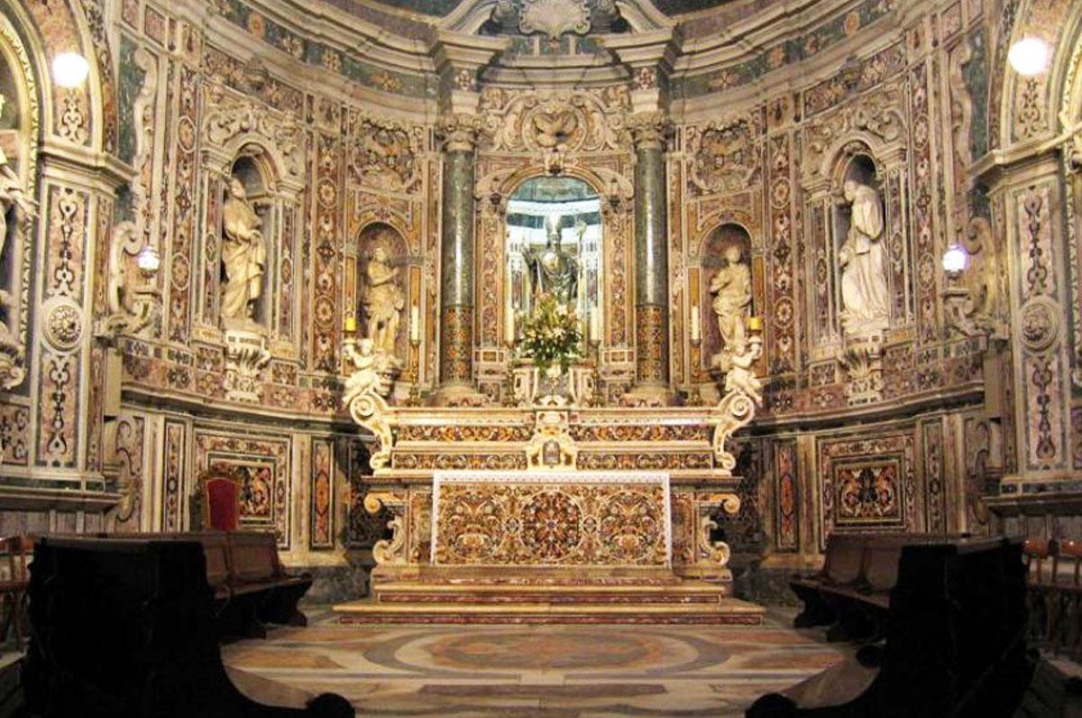 Basilica di San Cataldo, la più antica cattedrale di Puglia
