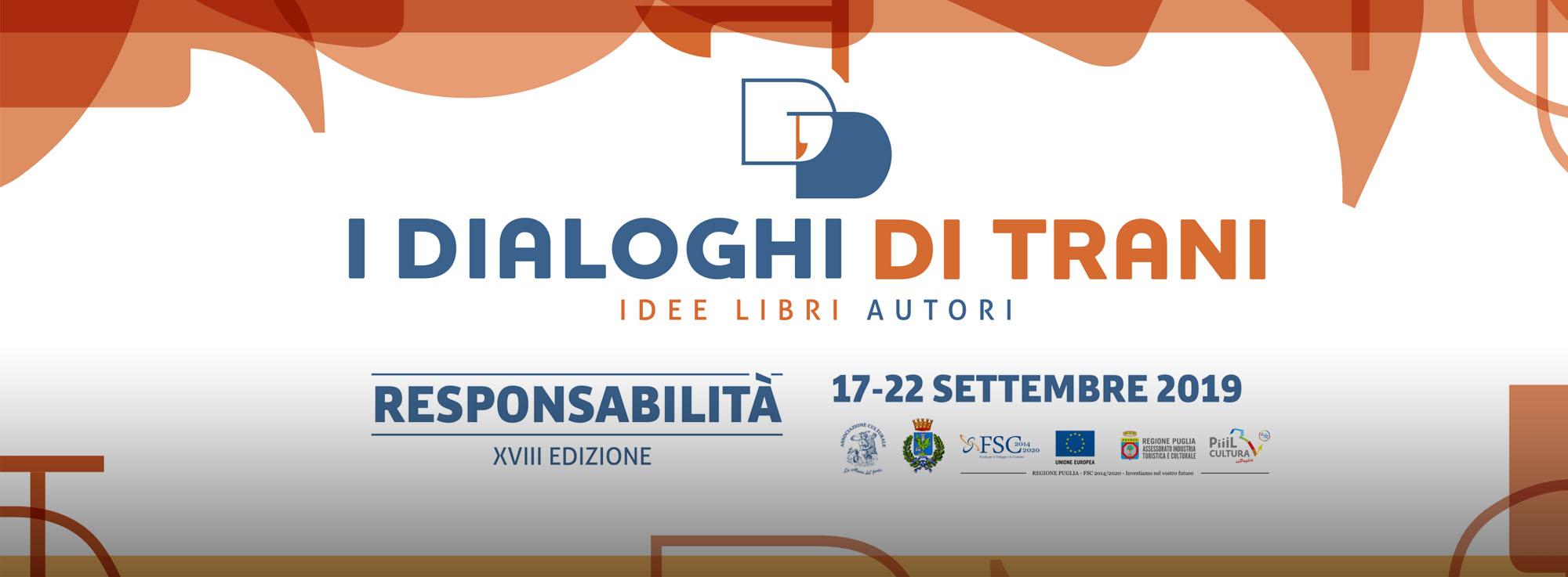 Trani, Corato, Andria, Bisceglie: Dialoghi di Trani