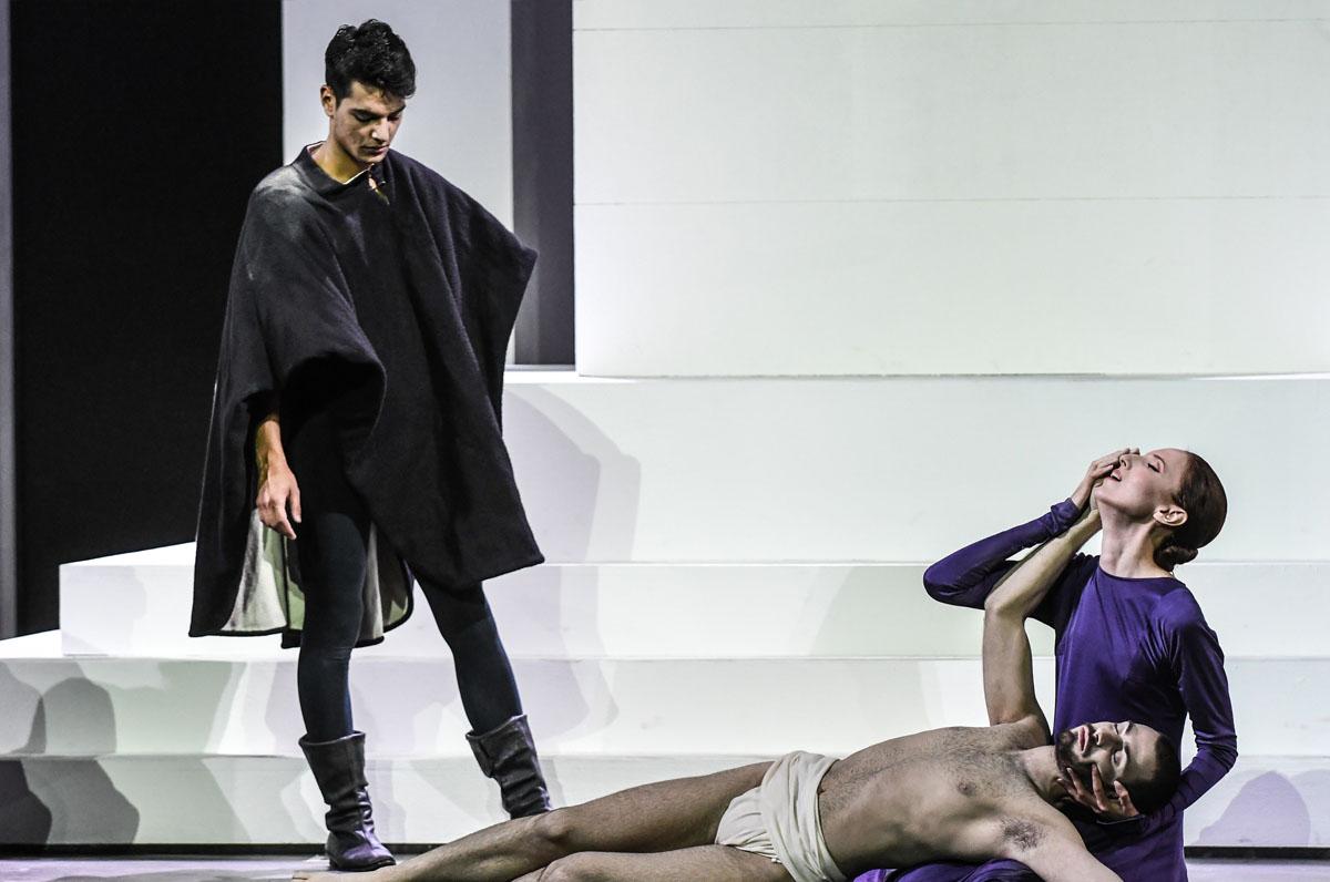 Ecuba, l'opera del Festival della Valle d'Itria su Rai5