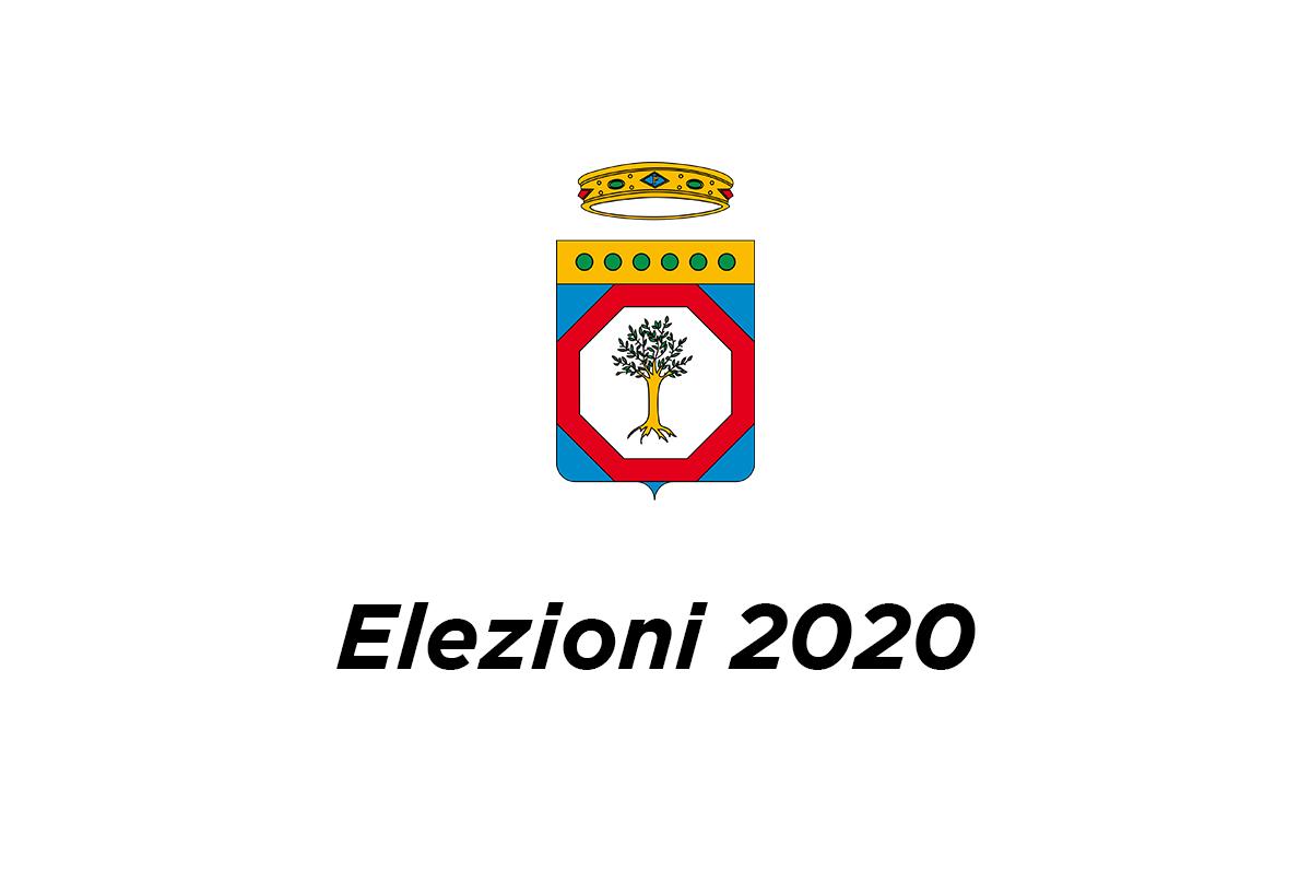 Elezioni Puglia 2020