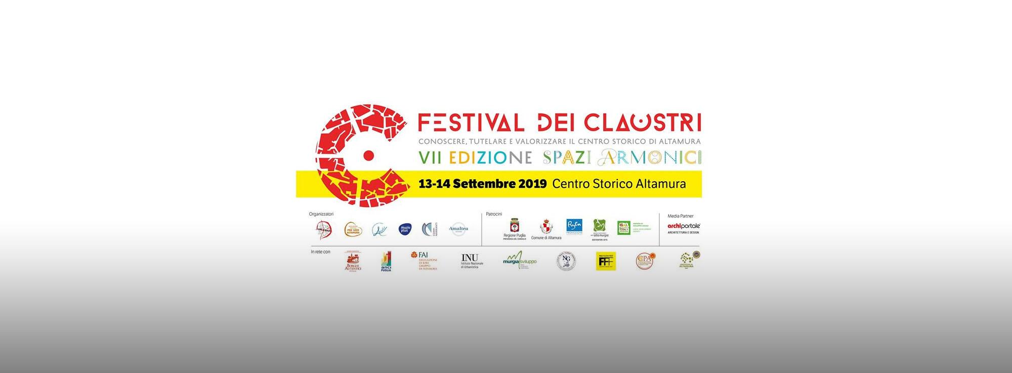 Altamura: Festival dei Claustri