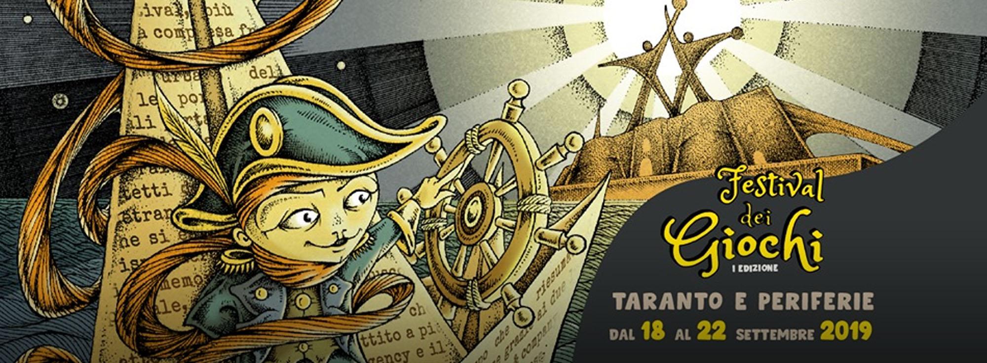 Taranto: Festival dei Giochi