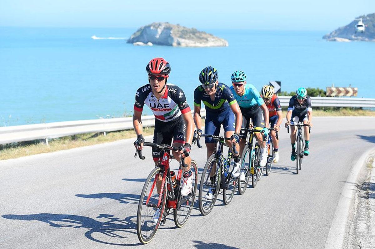 Il Giro d'Italia tornerà in Puglia e farà tappa a Foggia