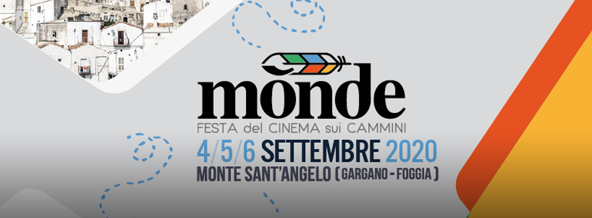 Monte Sant'Angelo: Mònde – Festa del Cinema sui Cammini