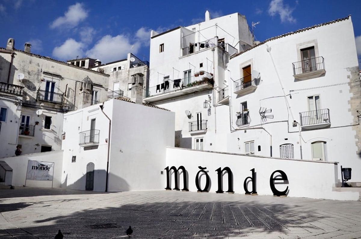 Monde, Festival di Monte Sant'Angelo