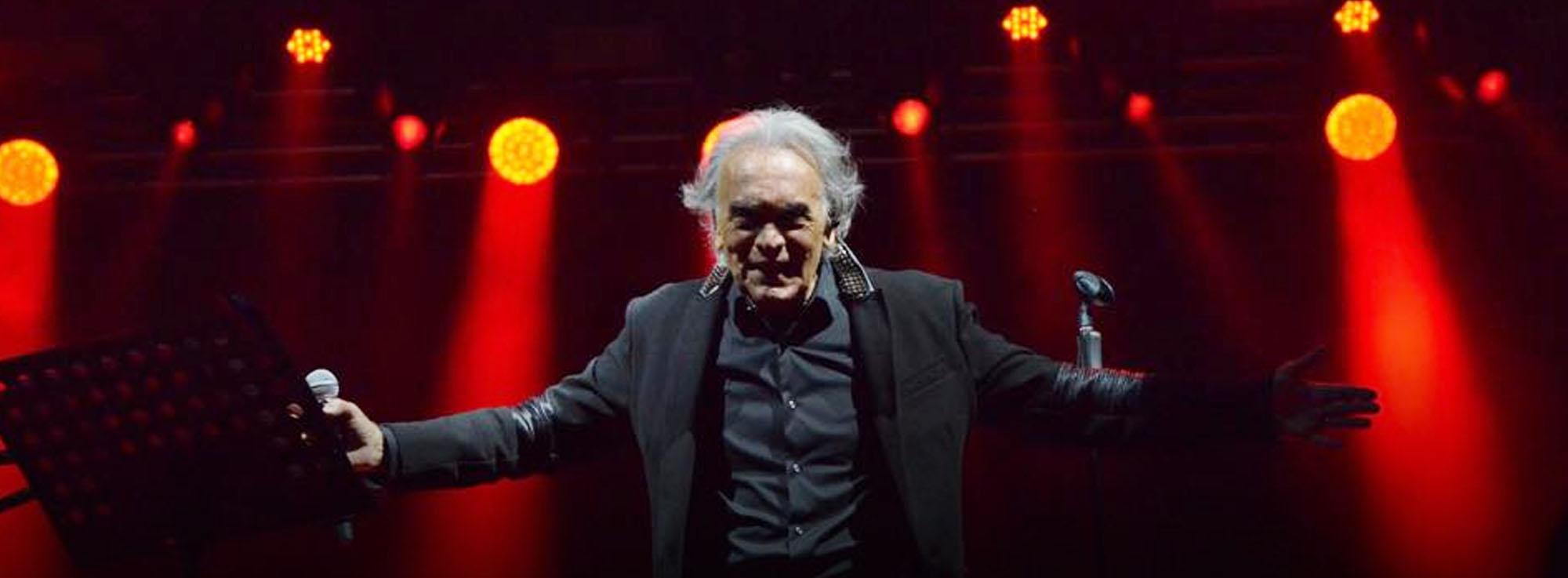 Terlizzi: Riccardo Fogli in concerto