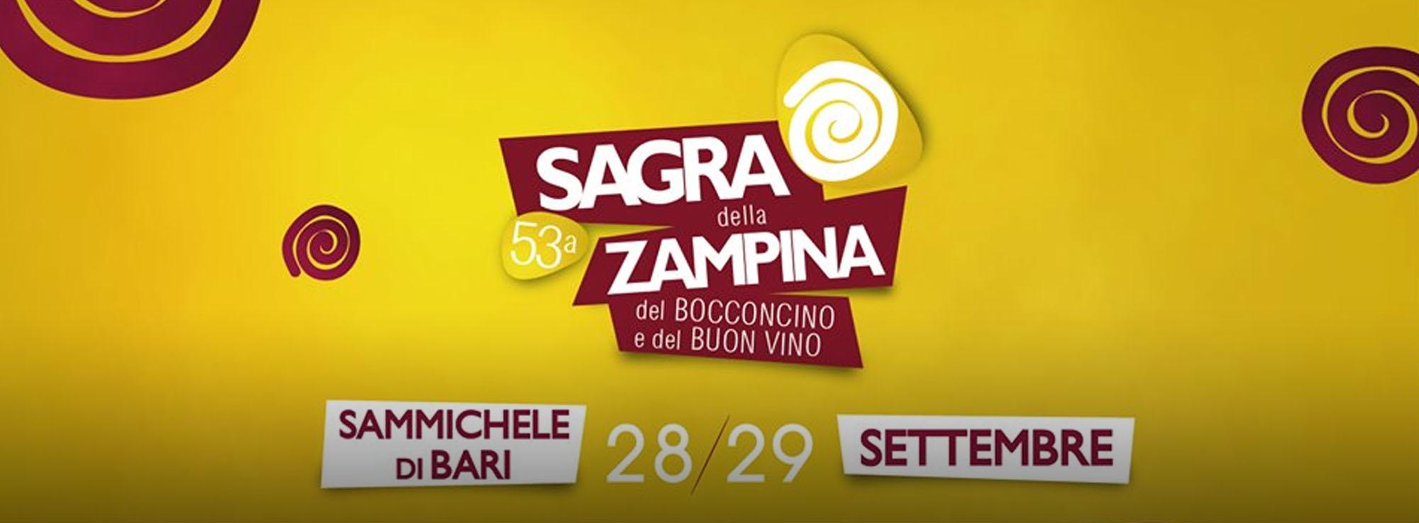 Sammichele di Bari: Sagra della Zampina e del Bocconcino e del Buon Vino
