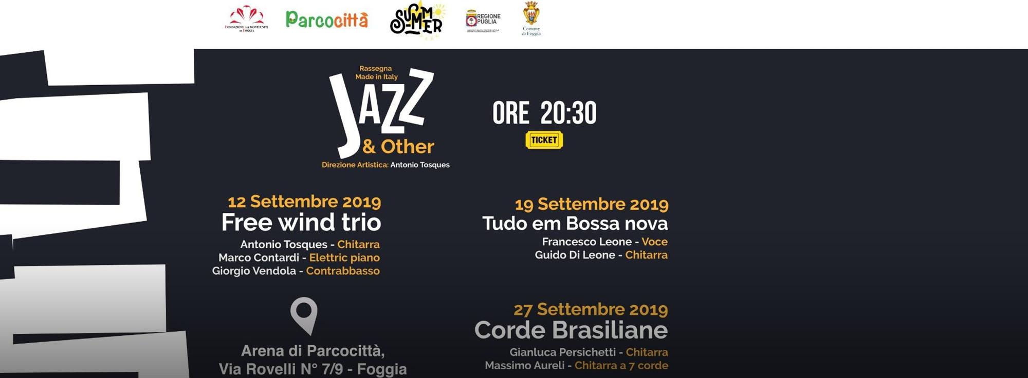 Foggia: Settembre a Parcocittà