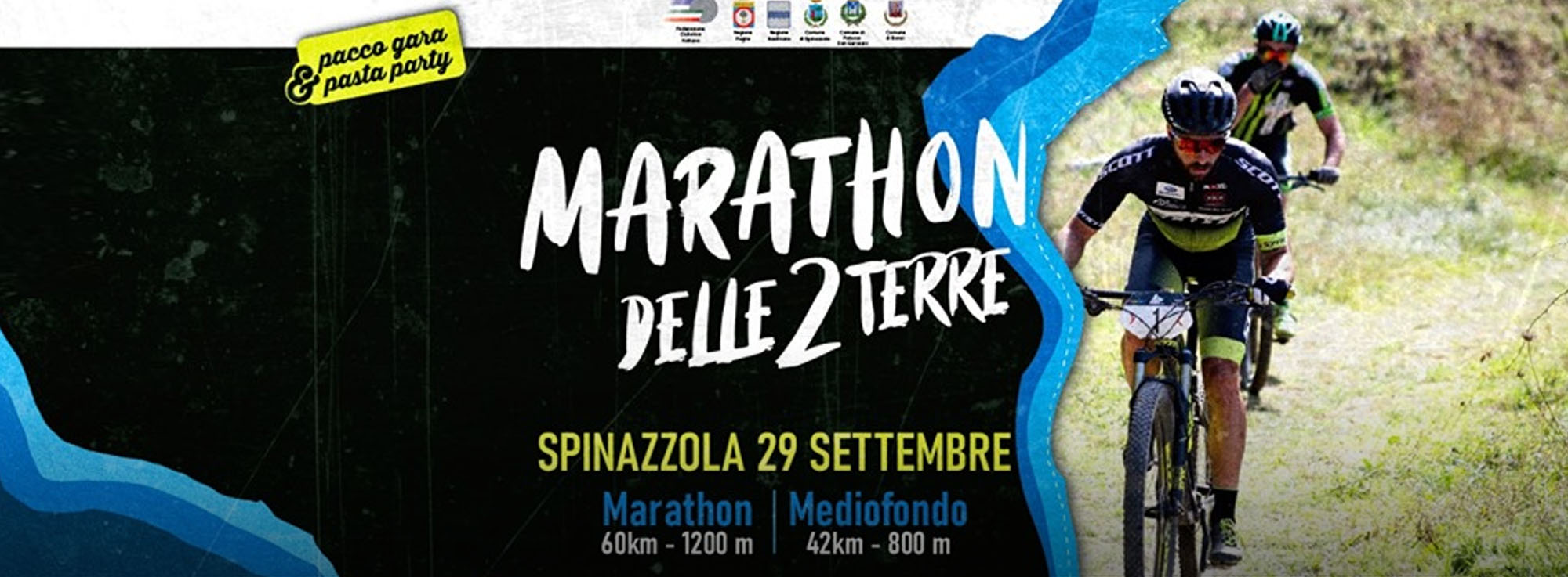 Spinazzola: Marathon delle Due Terre