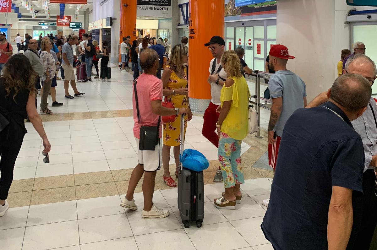 Aeroporti di Puglia, 600mila passeggeri in più rispetto al 2018