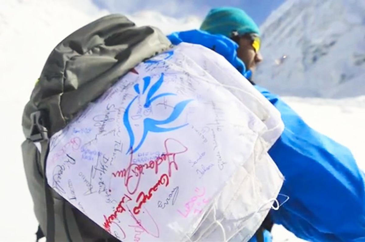 Daniele Nardi, in suo ricordo sarà posta la bandiera dei Diritti Umani