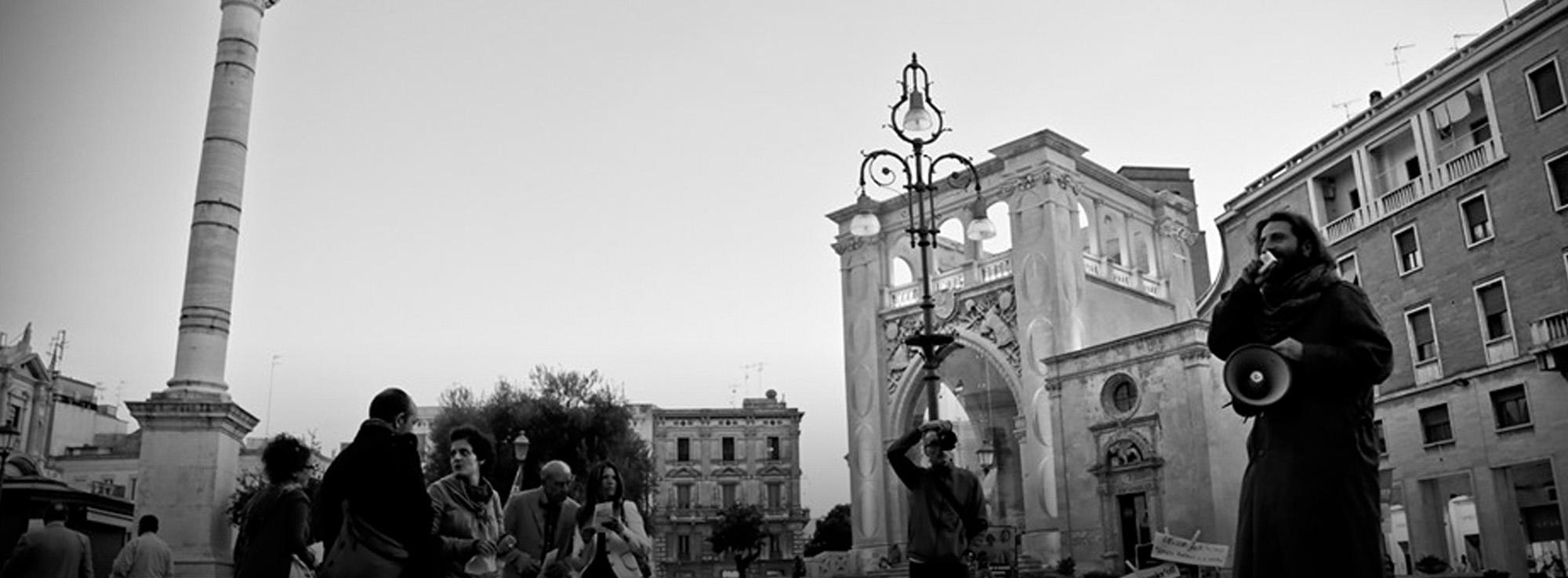 Lecce: Barboni per un giorno