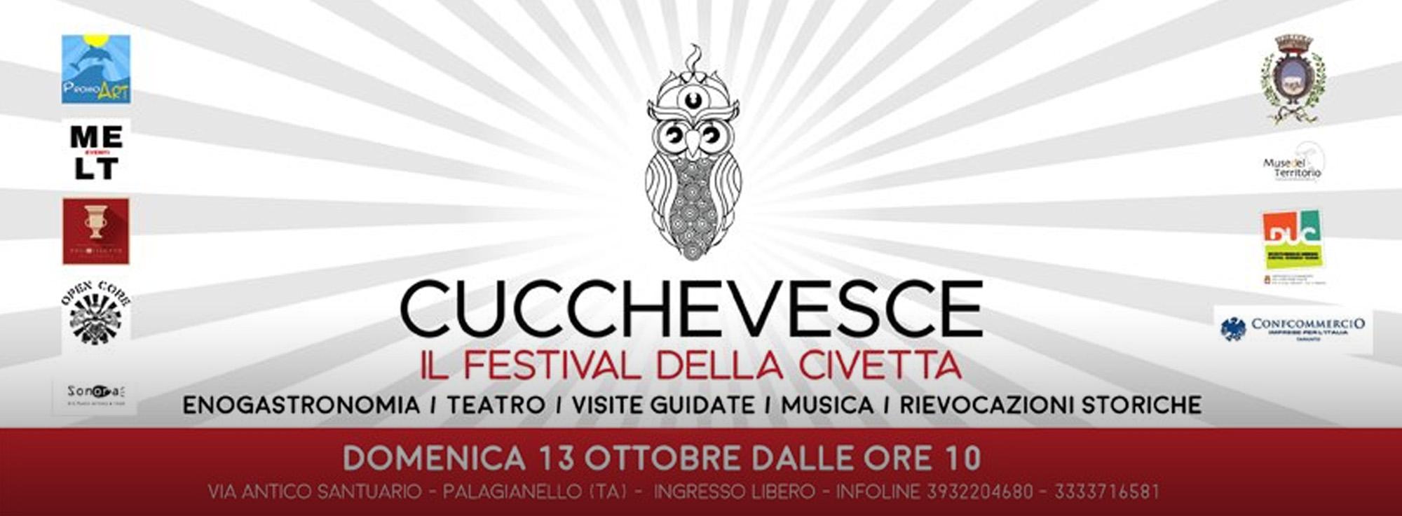 Palagianello: Cucchevesce - Il Festival della Civetta
