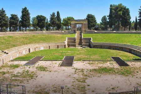 Anfiteatro di Lucera