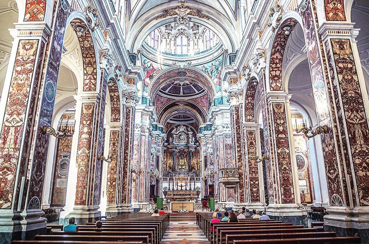 Madonna Santissima della Madia, la cattedrale di Monopoli