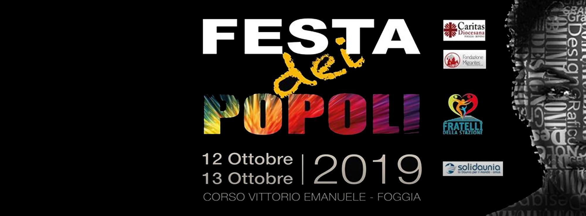 Foggia: Festa dei Popoli