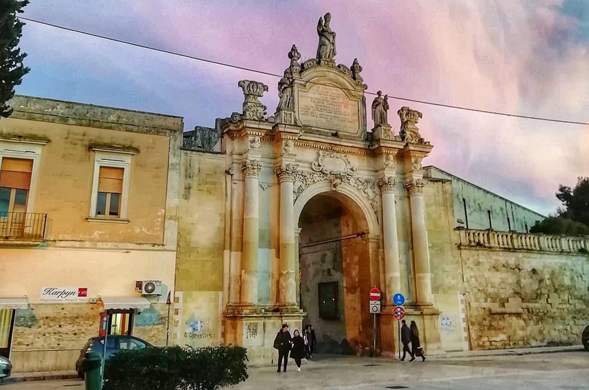 Porte di Lecce: i quattro ingressi della città antica