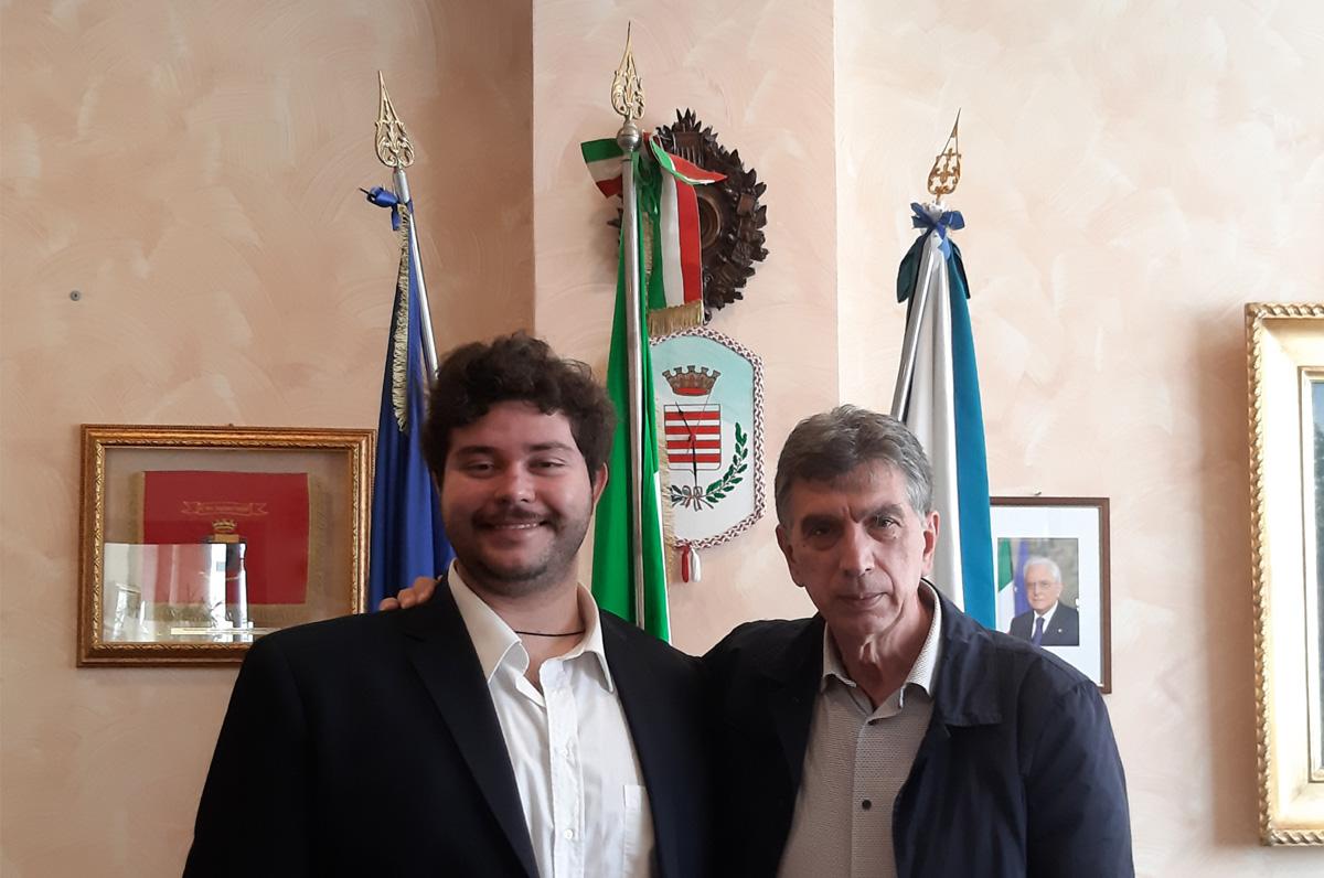 Ruggiero Tatò, al 26enne di Barletta il premio di un concorso internazionale