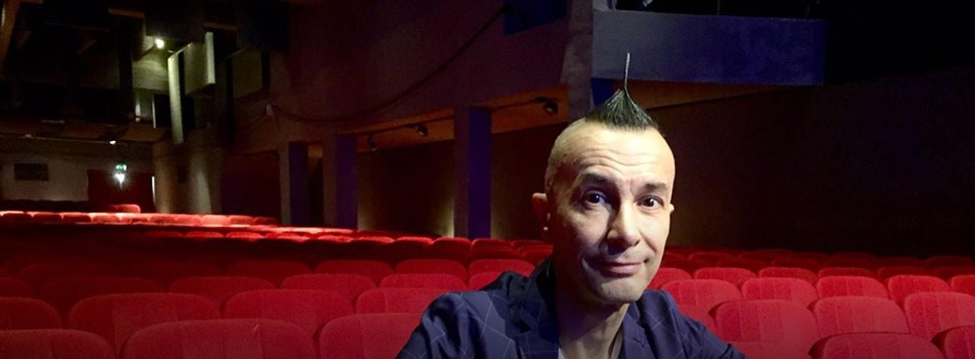 Teatro Politeama Greco: SOLO, the Legend of quick change