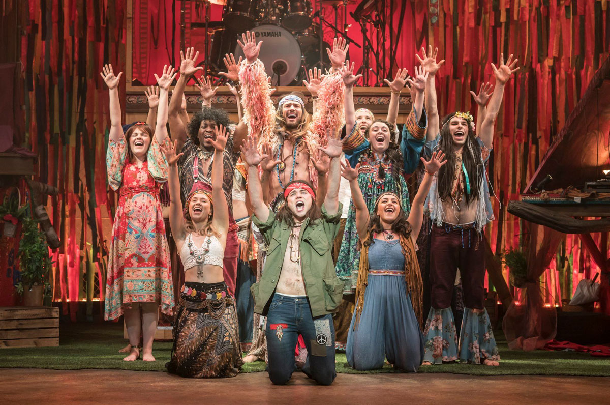 Hair, The Tribal Love-Rock Musical