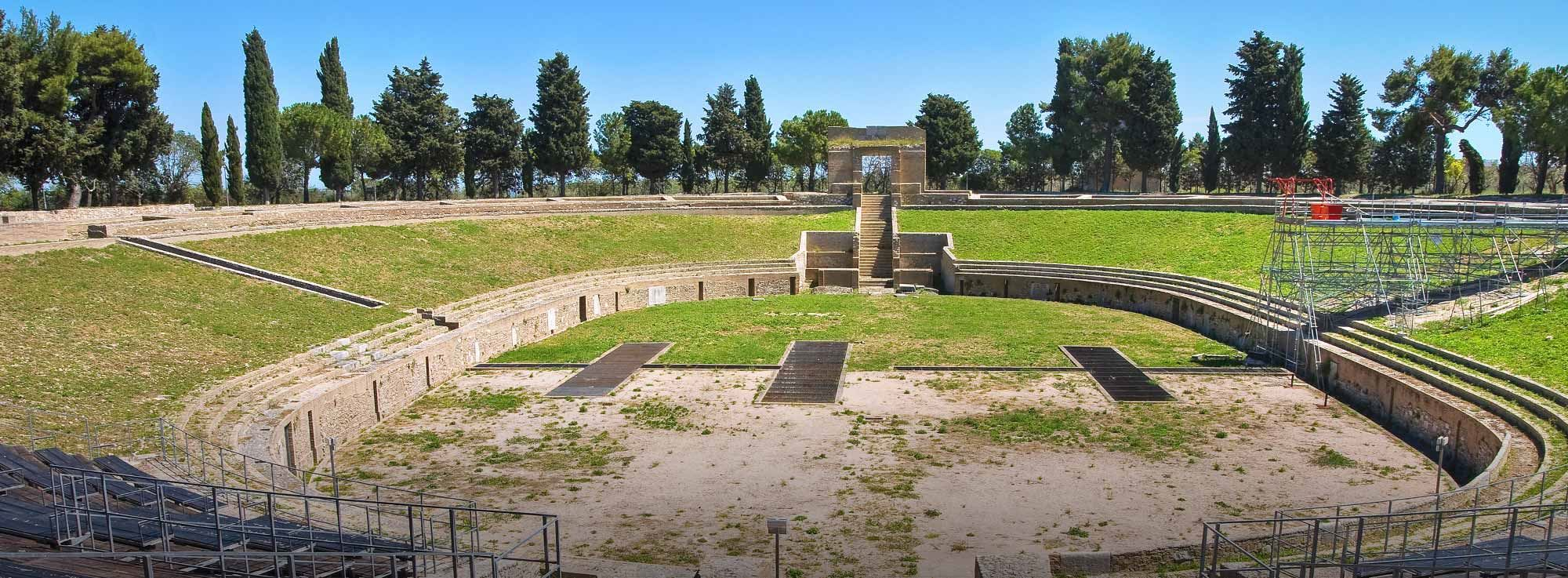 Lucera: Estate 2020 all'Anfiteatro Romano