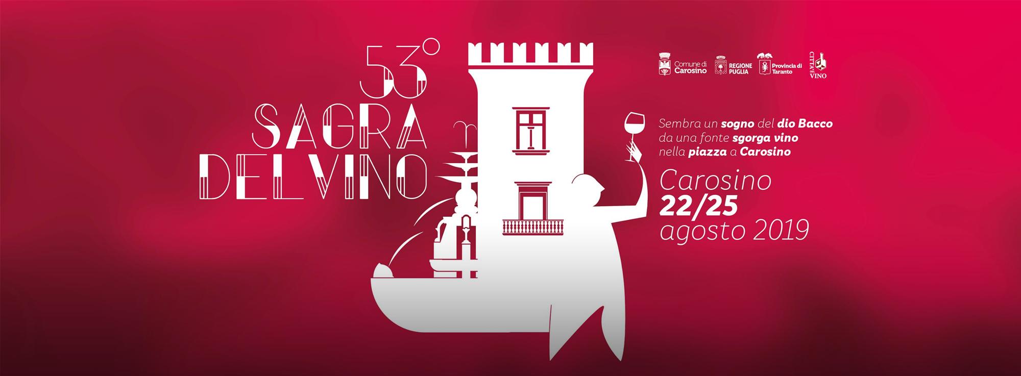 Carosino: Sagra del vino Winter Edition