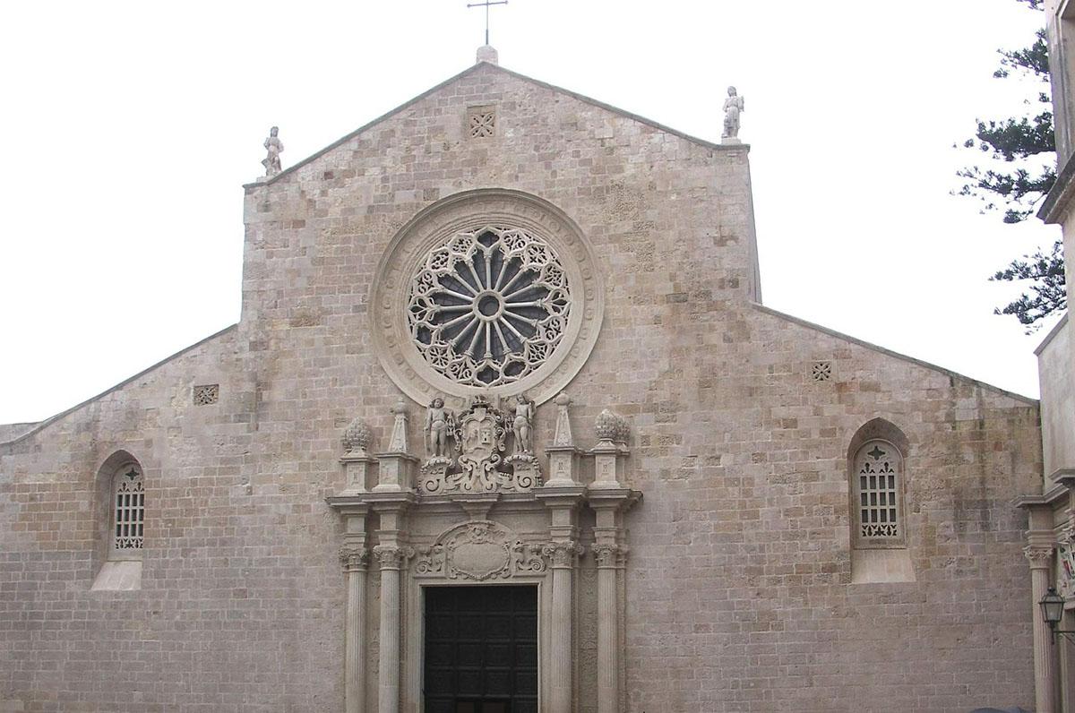 Chiesa della Santa Maria Annunziata, la cattedrale di Otranto