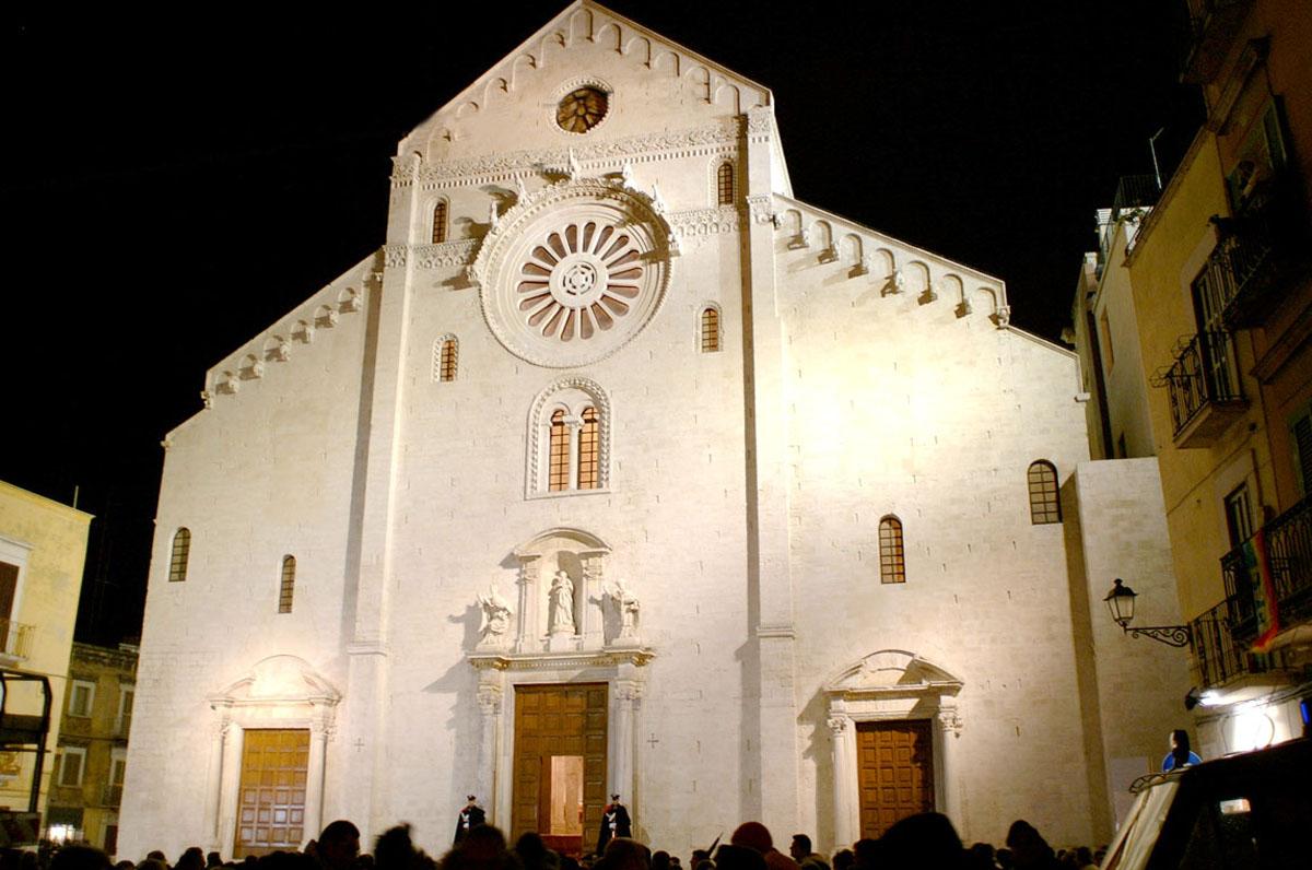 cattedrale san sabino bari
