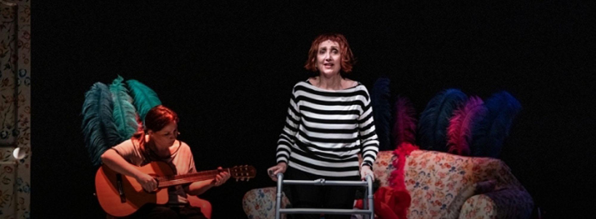 Bari: Non farmi perdere tempo - tragedia comica per donne destinata alle lacrime