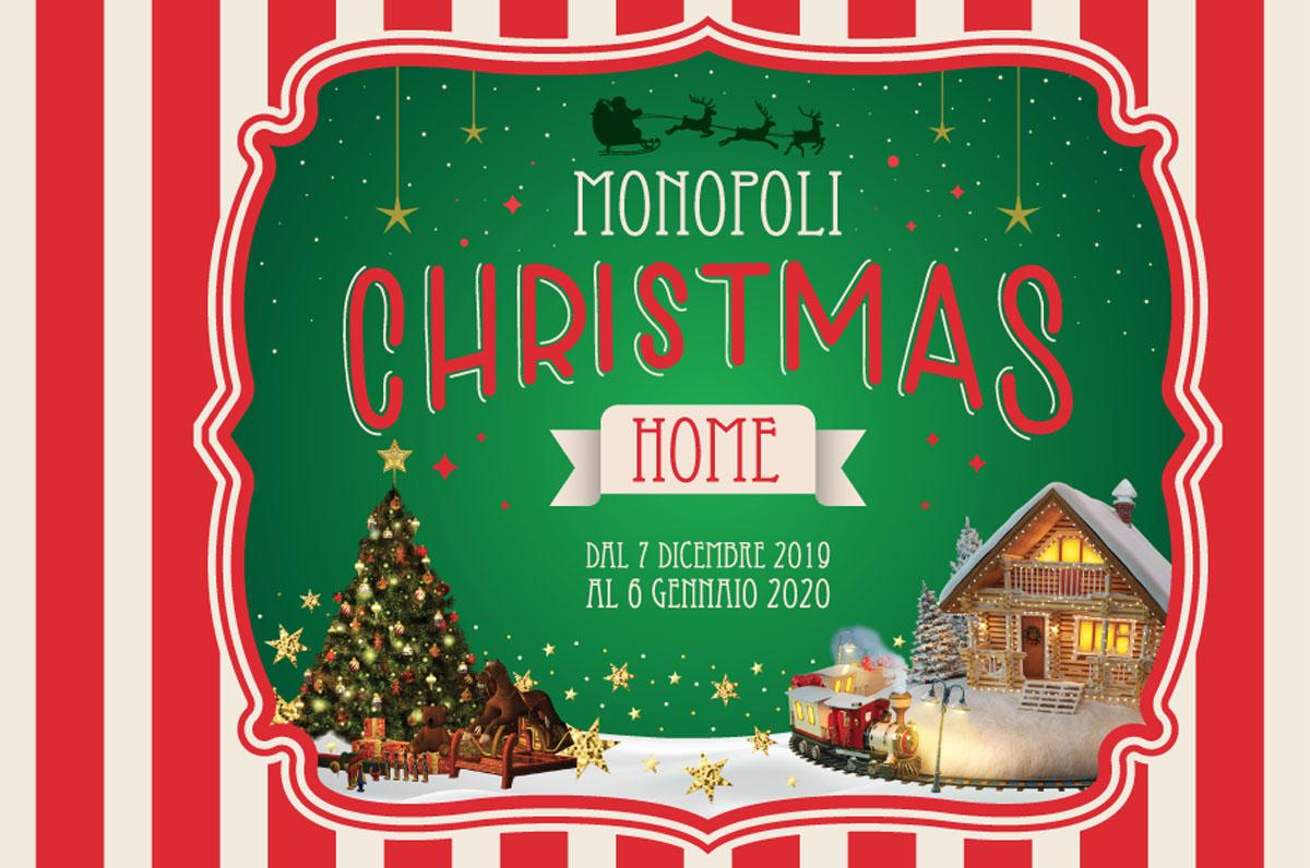 Monopoli Christmas Home