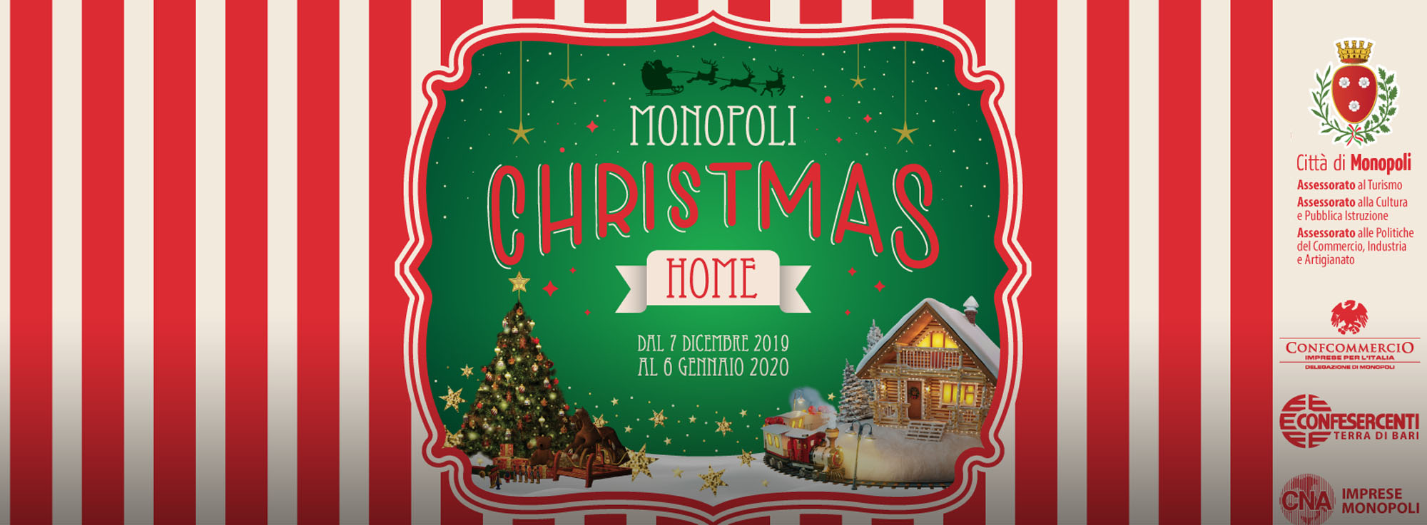 Monopoli: Monopoli Christmas Home