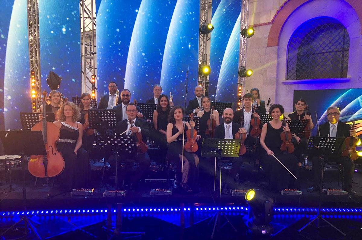 """L'Orchestra foggiana """"Suoni del Sud"""" questa sera su Rai 1 con Amadeus"""