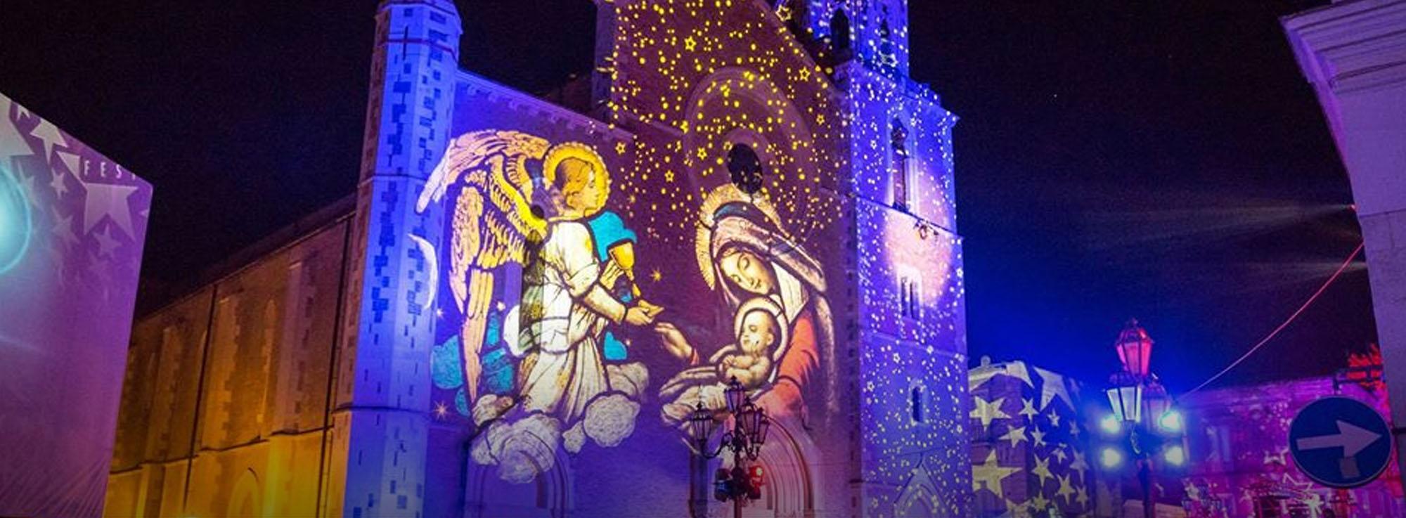 Lucera: La Città di Babbo Natale