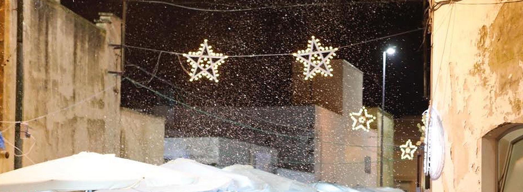 Guagnano: So this is Christmas