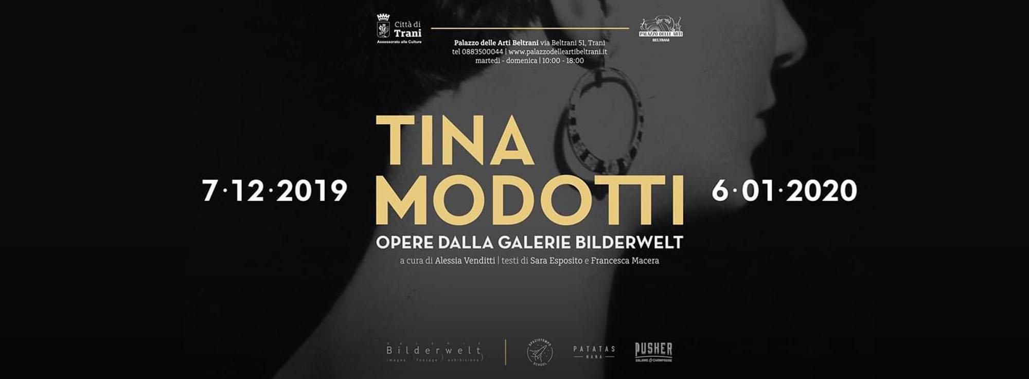 Trani: Tina Modotti, Immagini delle Galerie Bildrwelt