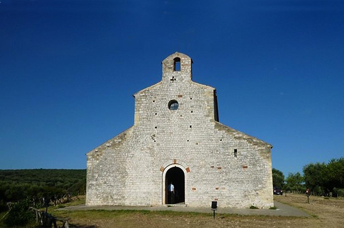 Chiesa di Santa Maria di Devia, testimonianza slava in Puglia
