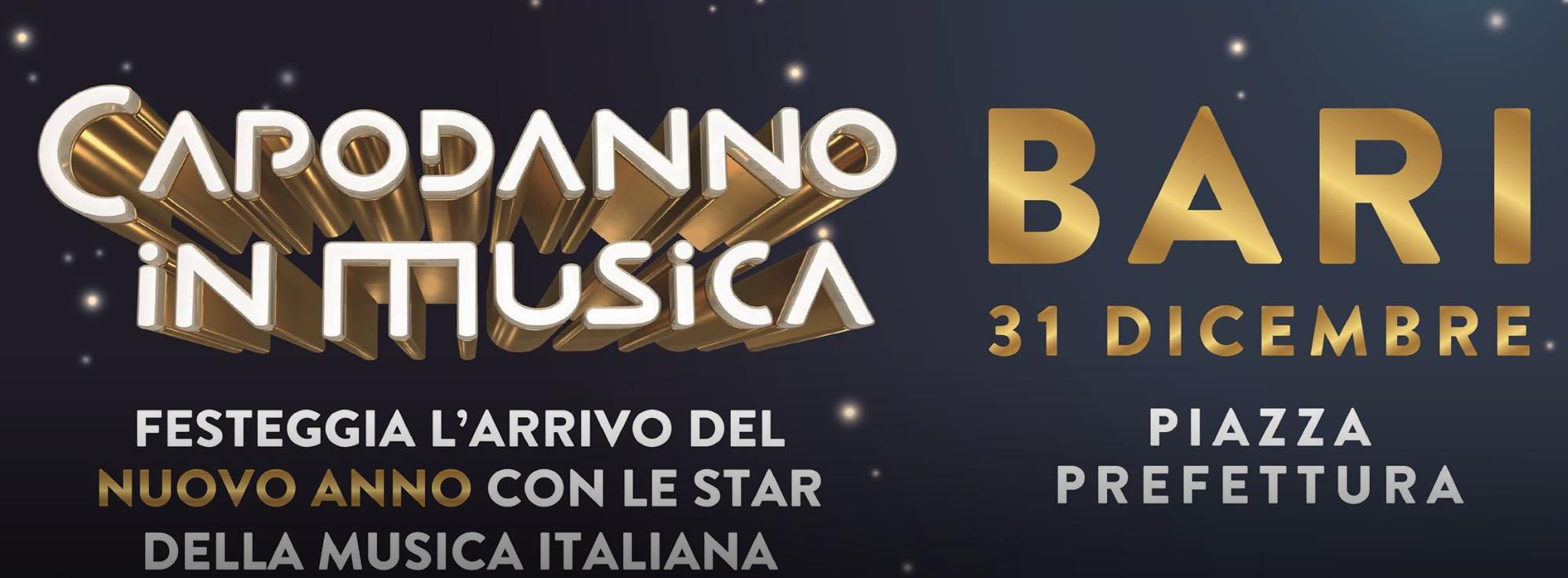 Bari: Capodanno in musica