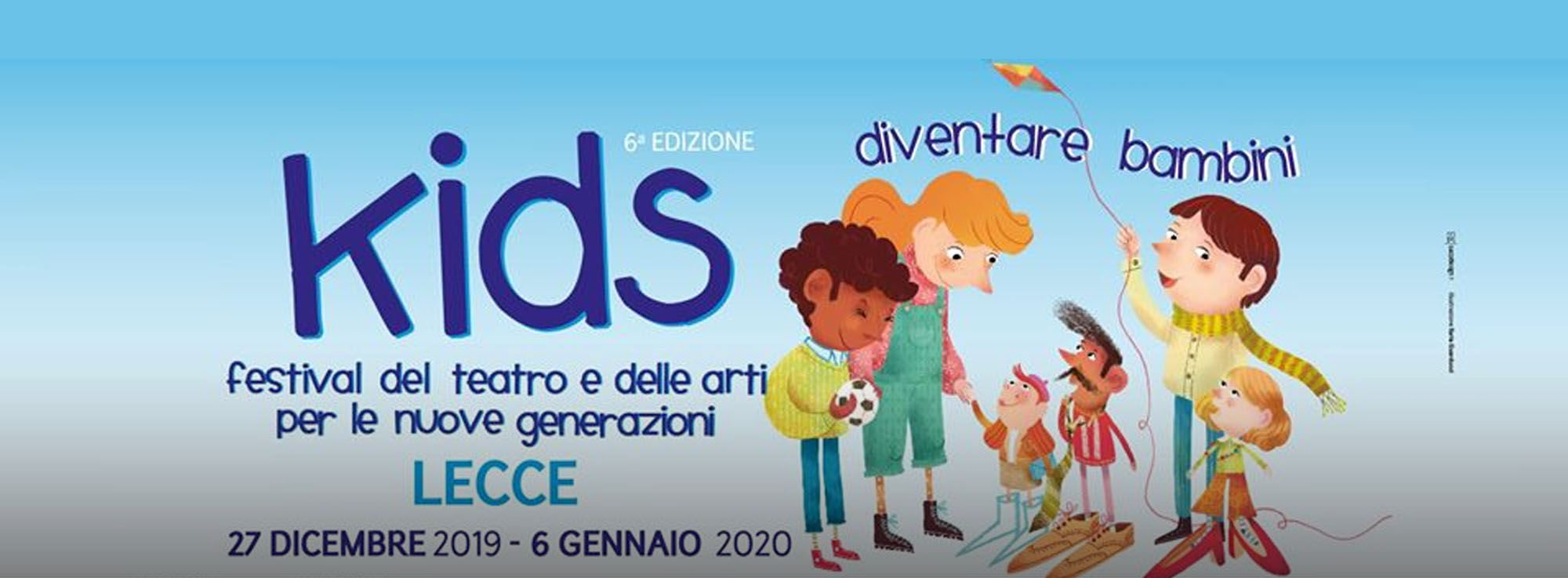 Lecce: Kids. Festival internazionale del teatro