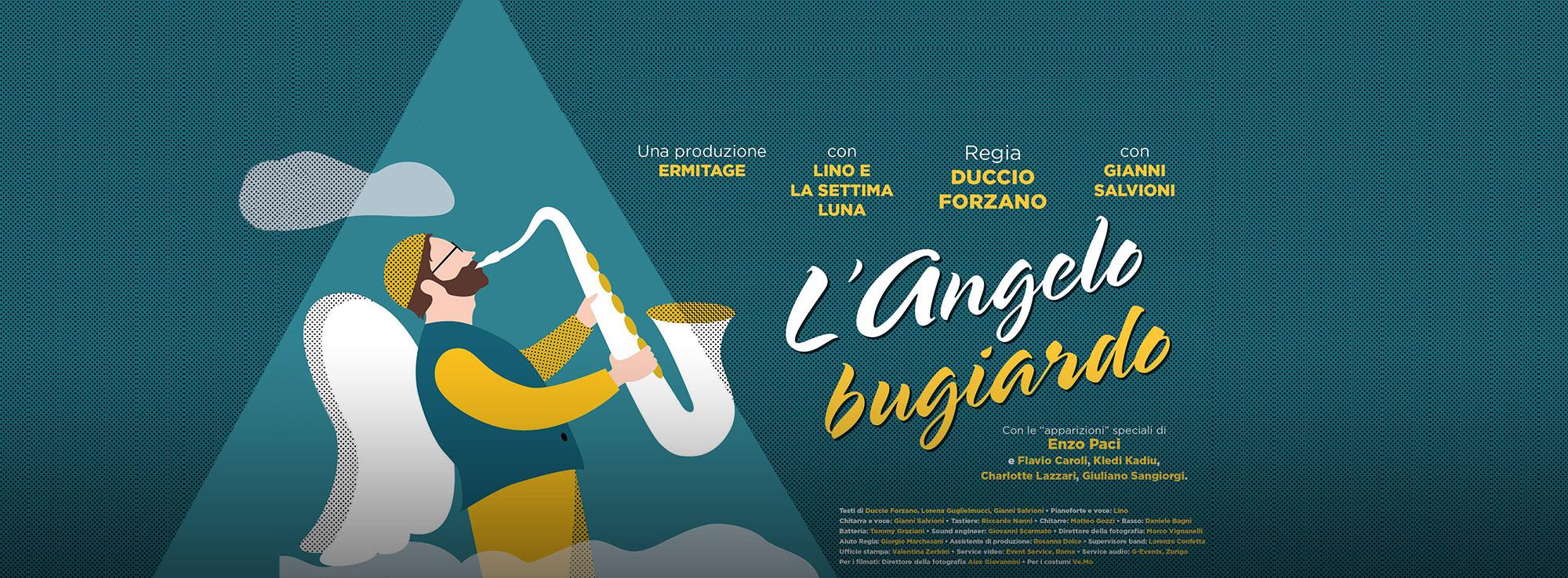 Bari: L'Angelo Bugiardo