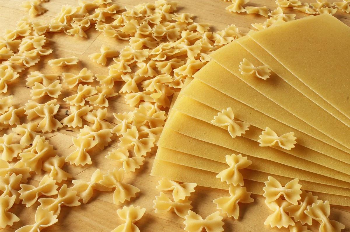 Pasta prodotta in Puglia, esportazioni in forte aumento