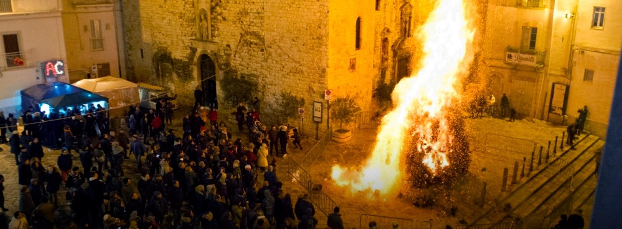 Castellana Grotte: I Fanove