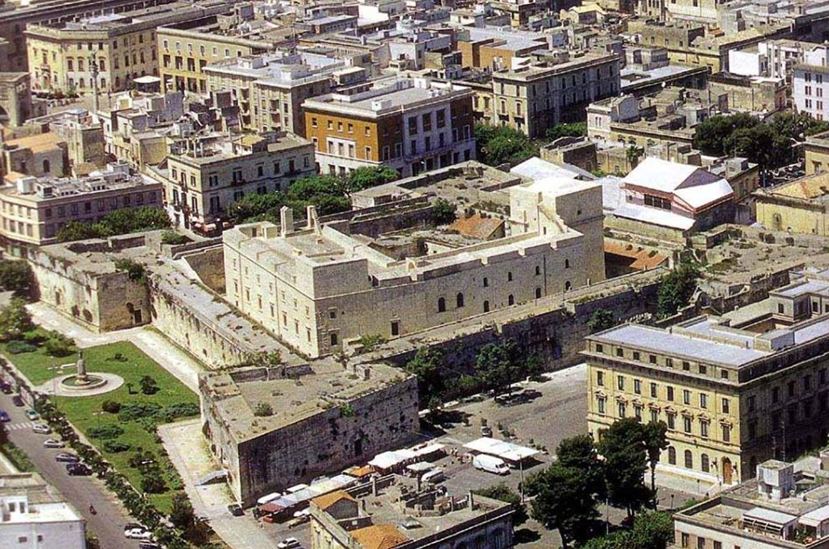 Castello Carlo V Lecce